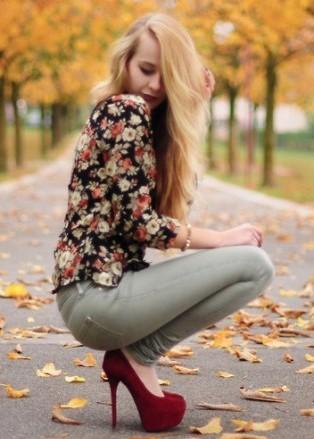 ANGIE更新!!!暑~い残暑でも汗をかかない「秋らしい」ファッションを取り入れるコツ3選 | ANGIE(アンジー)